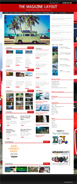 Magazine Premium WordPress Theme