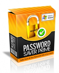 Password Saver Prime
