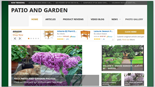 Patio And Garden Reviews Website