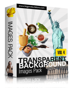 eCover 100 Transparent Stock Images 4
