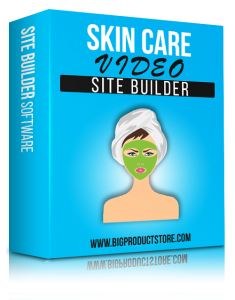 SoftwareSkinCareVideoSiteBuilderSoftware
