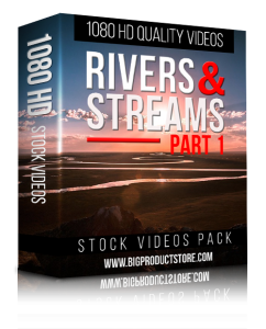 Rivers&Streams1080HDStockVideosPackPart1