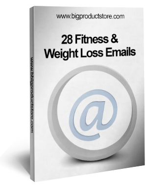 28 Fitness And Weight Loss Emails