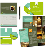 Abid Print Design Template Pack