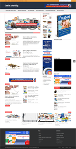 Advertising Consultant Niche Blog