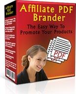 Affiliate PDF Brander Software
