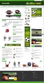 American Football Niche Blog