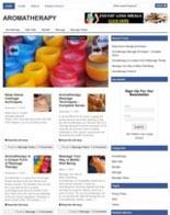 Aromatherapy Niche Blog