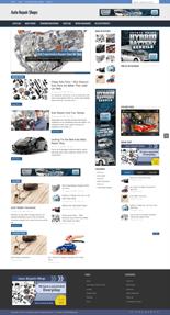 Auto Repair Shops Niche Blog