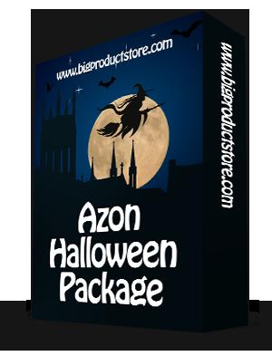 Azon Halloween Package