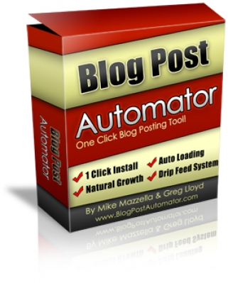 Blog Post Automator