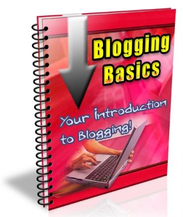 Blogging Basics Newsletter