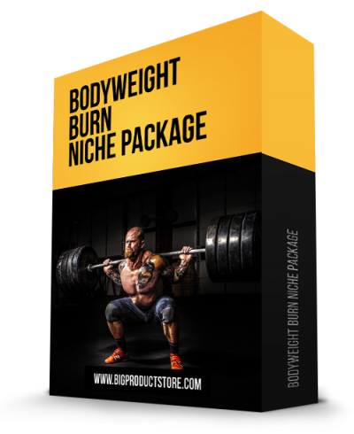 Bodyweight Burn Niche Package