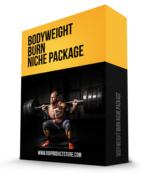 Bodyweight Burn Niche Package