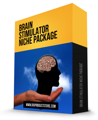 Brain Stimulator Method Niche Package