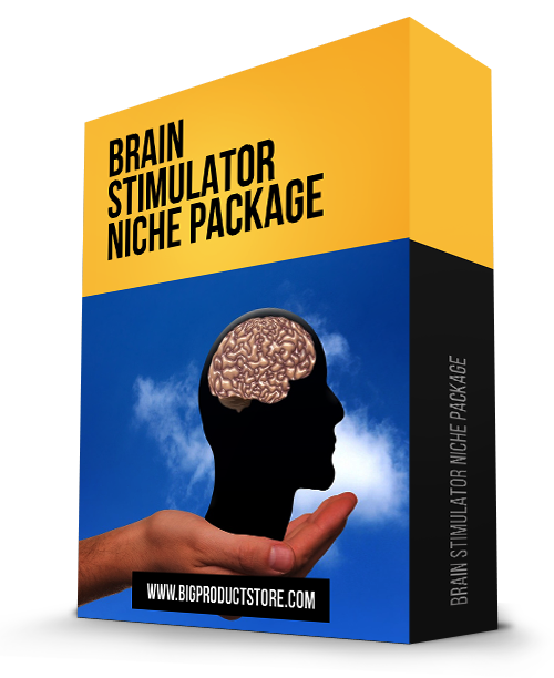 Brain Stimulator Method Niche Package