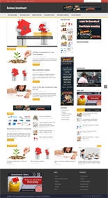 Business Investment Niche Blog