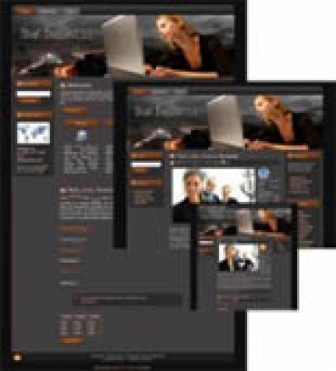 Business Web Template 1
