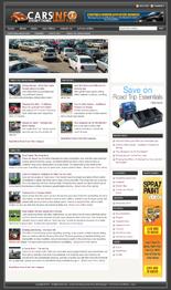 Car Info Niche Blog
