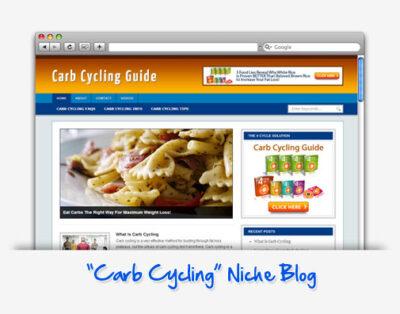Carb Cycling Guide Niche Blog