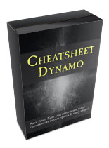 Cheatsheet Dynamo Software