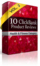 ClickBank Product Reviews Volume 3