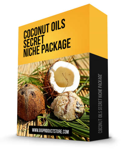 Coconut Oil Secrets Niche Package
