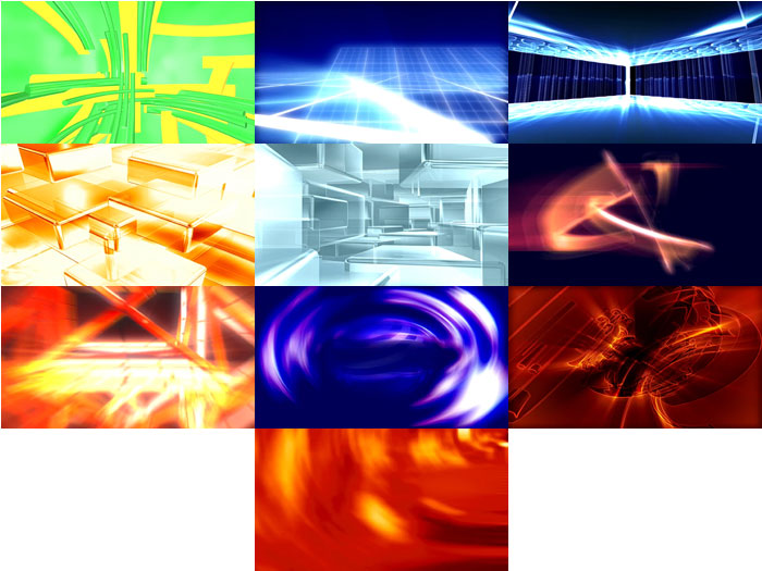 HD Motion Backgrounds Collection 22