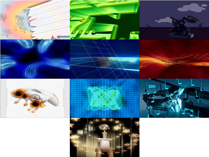 HD Motion Backgrounds Collection 23