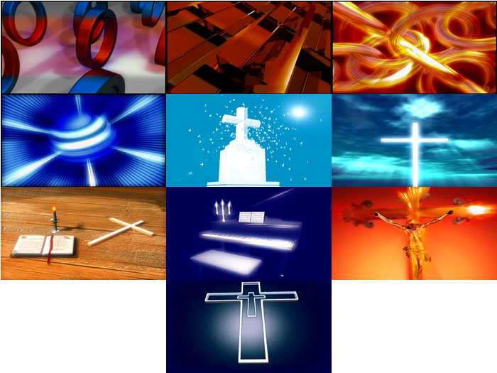 HD Motion Backgrounds Collection 30