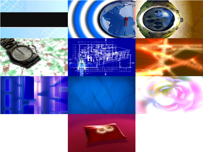HD Motion Backgrounds Collection 34