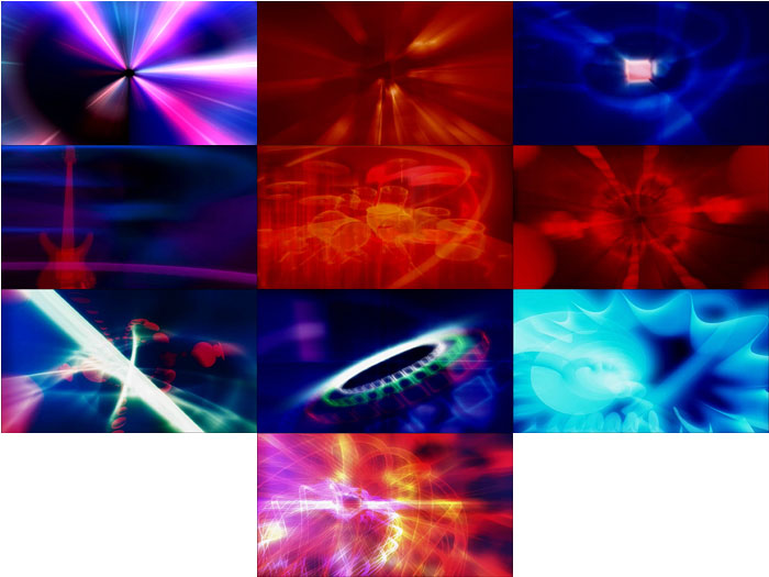 HD Motion Backgrounds Collection 37
