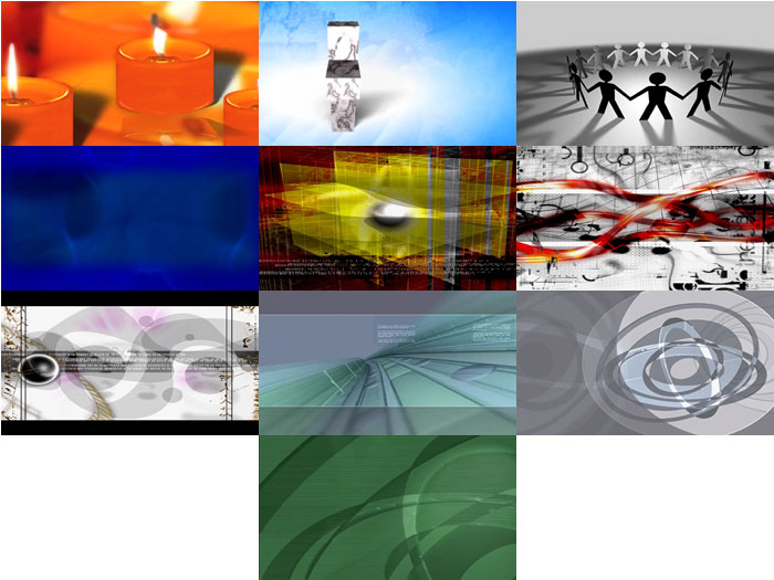 HD Motion Backgrounds Collection 40