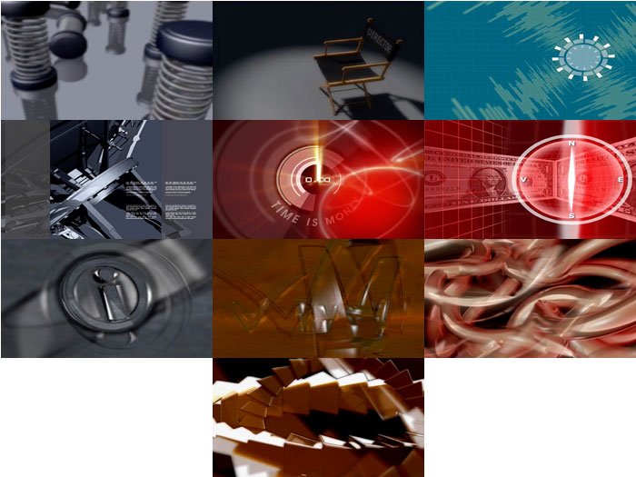 HD Motion Backgrounds Collection 41