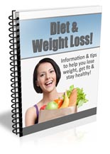 Diet & Weight Loss Newsletter