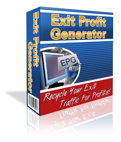 Exit Profit Generator