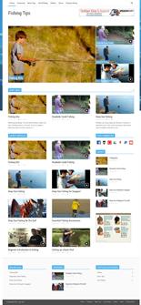 Fishing Tips Niche Blog