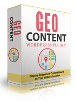 GEO Content WordPress Plugin