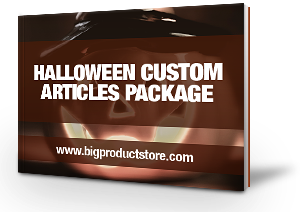 Halloween Costume Articles Pack