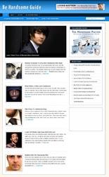Handsome Blog