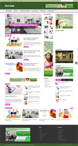 House  Cleaner Niche Blog