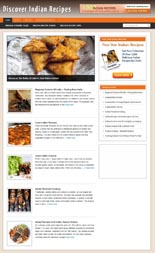 Indian Recipes Niche Blog