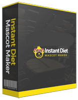 Instant Diet Mascot Maker Pack