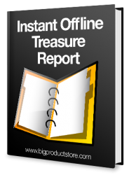 Instant Offline Treasure Report