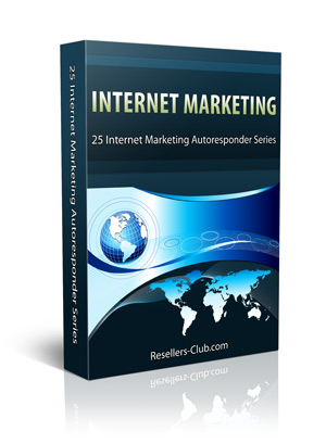 Internet Marketing Auto Responder Series