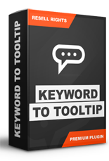 Keyword To Tooltip Plugin