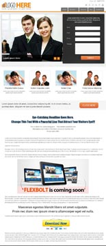LeadGen WordPress Theme