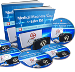 Medical Madness WP Theme