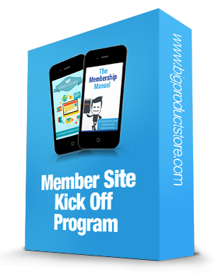 Member Site Kick Off