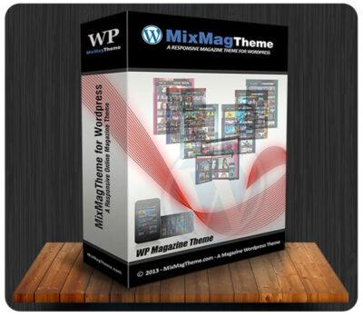 Mix Mag WordPress Theme